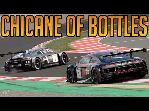 Gran Turismo Sport: The Chicane of Bottling