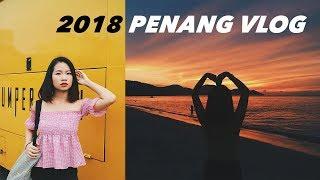 2018 槟城 Penang Vlog | Escape Park 超好玩!! // 无敌夕阳