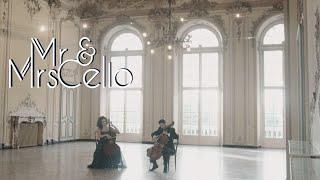 Tu Sei (by Ludovico Einaudi) for Two Cellos - Mr & Mrs Cello