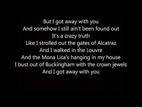 I Got Away with You by Luke Combs Lyrics