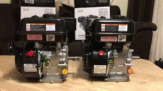 What?!?  Harbor Freight Predator 212cc HEMI built by different factory than NON-HEMI???