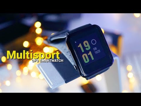 Smartwatch WeLoop Hey 3S - Review en español