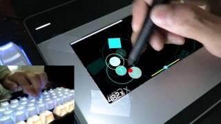 osu! green screen   DJ S3RL - T-T-Techno