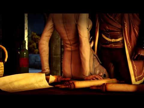 Anarlise/Cullen Romance - Sex Scene