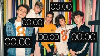 Why don't we- Big Plans (Line distribution)