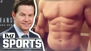 Mark Wahlberg Denies Using Steroids, Claims He's 'All Natural'   TMZ Sports