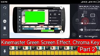how to download green screen effects for kinemaster in telugu - ฟรี