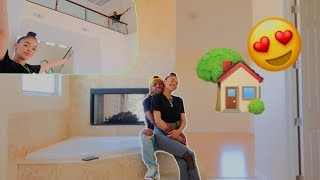 OUR NEW EMPTY HOUSE TOUR IS FINALLY HERE!!