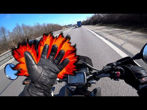 Gerbing beheizbare Handschuhe. Besser als Heizgriffe?
