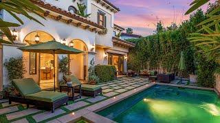 Designers Beverly Hills Mansion, Max Azria!