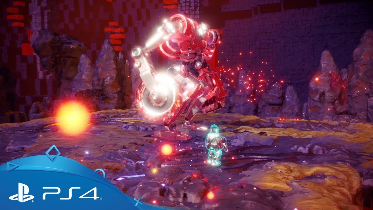 Welcome to twin-stick bliss with Housemarque's arcade shooter Nex Machina, out today