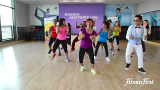 Fitness First Middle East goes Gangnam Style