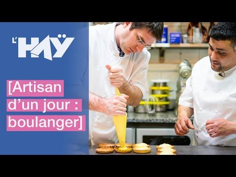 #artisandunjour : boulanger-pâtissier