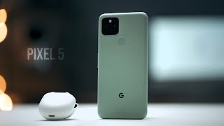 Google Pixel 5 Review - It's a Tough Choice!