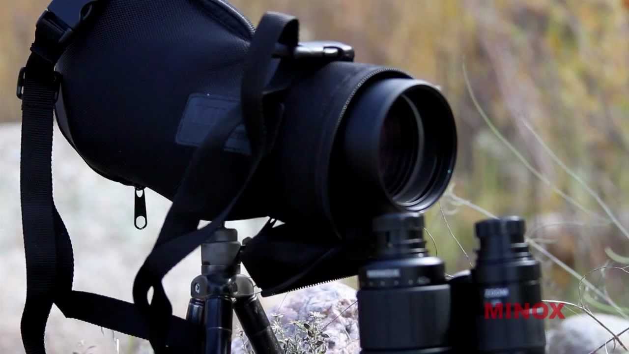 Видео о товаре Труба зрительная MINOX MD 62 ED