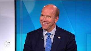 Why John Delaney sees himself as the 'most moderate' 2020 Democrat