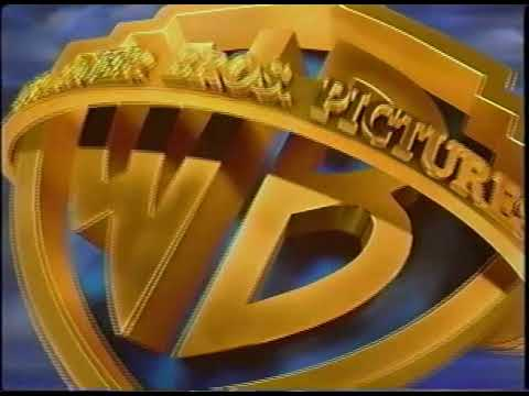 Warner Bros. Pictures [75 Years] (debut) / Turner Pictures logos (1998/1991) [VHS 720p60]