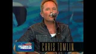 """Chris Tomlin """"Forever"""" at 94.9 KLTY's Celebrate Freedom 21"""