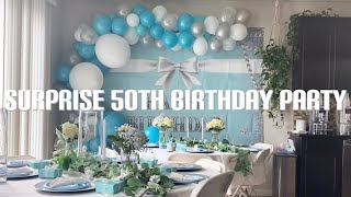 Surprising My Mom For Her 50th Birthday!!!!!