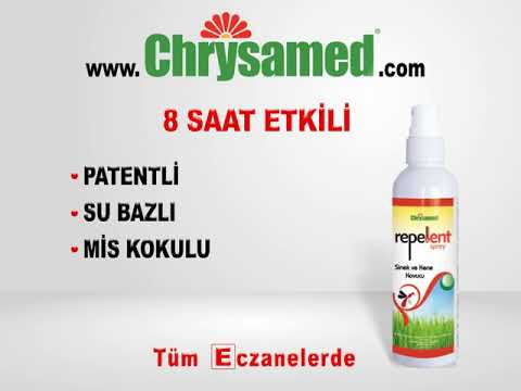 Chrysamed Repellent TV Ad