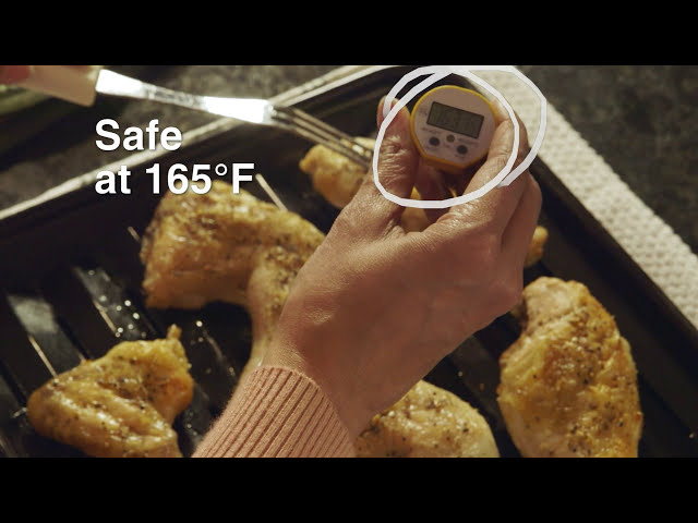 7 Trends You May Have Missed About Cooked Chicken Temp Cooked Chicken Temperature Breast
