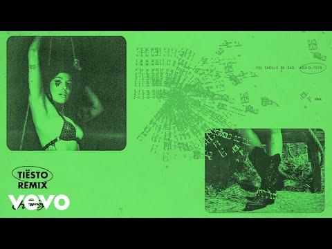 Halsey - You should be sad (Tiësto Remix)