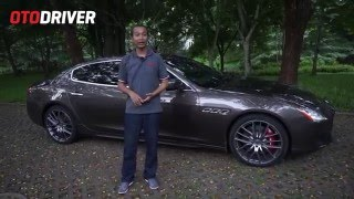 Maserati Quattroporte 2015 Review Indonesia - OtoDriver (Part 1/2)