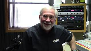The Ledgends of Muskegon Radio -interview with  John VanWyck