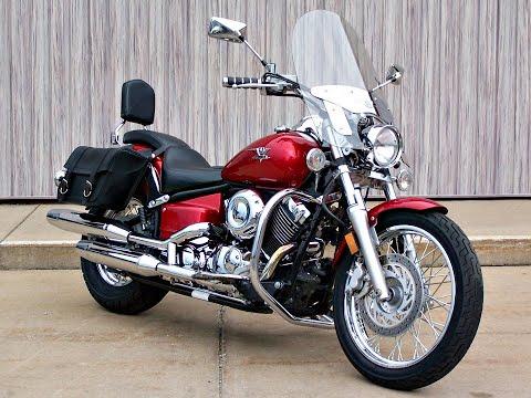2007 Yamaha V Star® Custom in Erie, Pennsylvania - Video 1