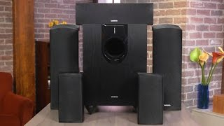 Onkyo's SKS-HT594 speakers offer Atmos on a budget