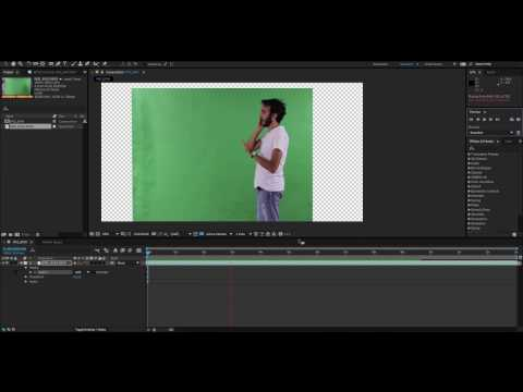 Green Screen to 3dsMax tutorial