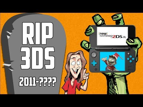 6 Reasons Why The Nintendo 3DS STILL Lives in 2019