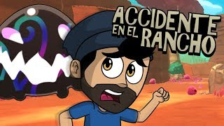 ACCIDENTE EN EL RANCHO ⭐️ Slime Rancher #3 | iTownGamePlay