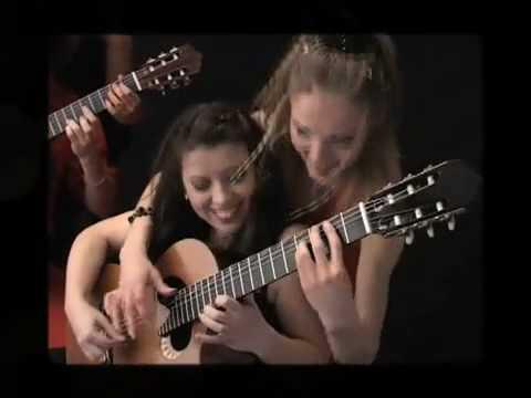 4-tissimo Guitar Quartet plays Tico Tico no Fubá