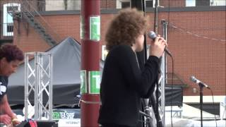 Francesco Yates performs  at the Newmarket Jazz+ Festival  Part 3