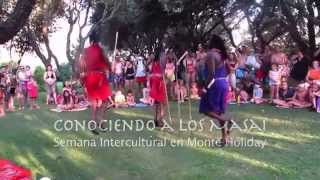 Video del alojamiento Camping-Bungalows Monte Holiday
