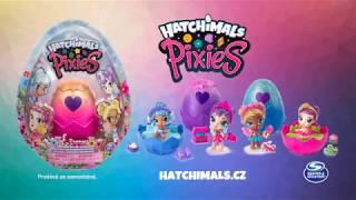 Hatchimals Pixies – roztomilé panenky ve vajíčku