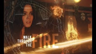 QuakeRider | Walk Through the Fire