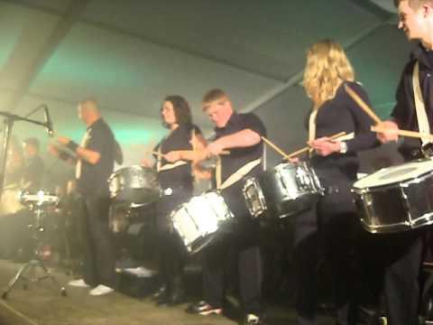 Band Zonder Banaan VS Amicitia in Langeboom - deel 11