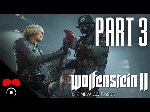 VÍTEJTE V NEW YORKU! | Wolfenstein 2: The New Colossus #3