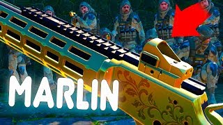 "-15 одной пулей c ""MARLIN 1894 CUSTOM"" WARFACE"