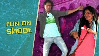 Lekar Hum Deewana Dil | Fun On Shoot | Armaan Jain