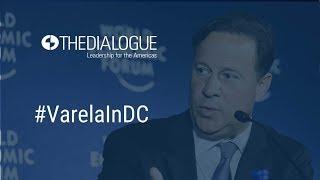 A Conversation with Juan Carlos Varela, President of Panama