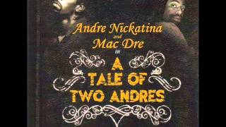 Andre Nickatina & Mac Dre   Drug Luv