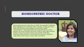 Homeopathic Doctor in Singapore