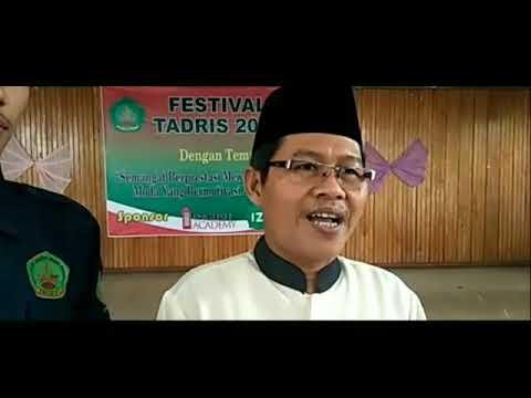 Pembukaan Festival Tadris IAIN Bengkulu