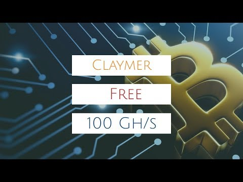 Claymer.biz отзывы 2019, mmgp, обзор, Cryptocurrency Cloud Mining, get Free BONUS 100 GHS