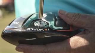 TW-747 460 Driver w/ Vizard Graphite Shaft-video