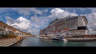 意大利郵輪 MSC 傳奇號 地中海之旅 @2019