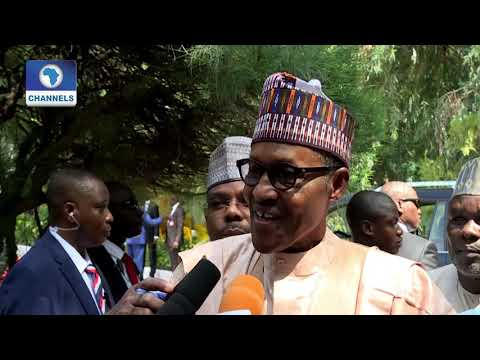 Insecurity/Corruption: I Will Remain Steadfast - Buhari